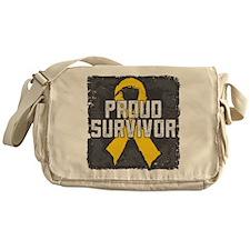 Proud Neuroblastoma Messenger Bag