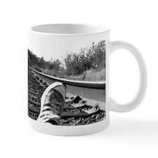 Laying Tracks Mug