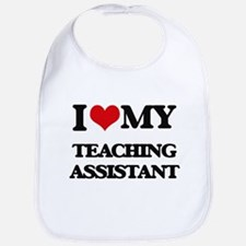 I love my Teaching Assistant Bib