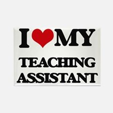 I love my Teaching Assistant Magnets