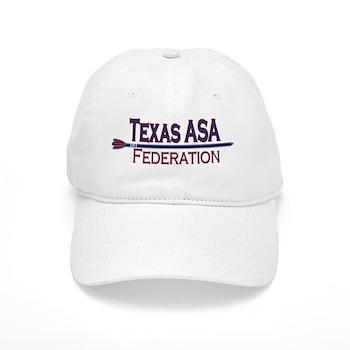 Texas ASA Federation Cap