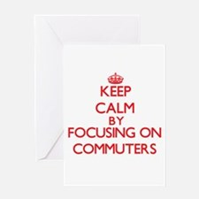 Commutes Greeting Cards