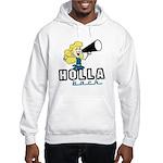 Holla Back Hooded Sweatshirt