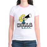 Holla Back Jr. Ringer T-Shirt