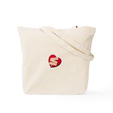 Heart Surgery Surviver Tote Bag