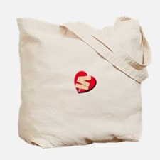 Heart Surgery Surviver Tote Bag