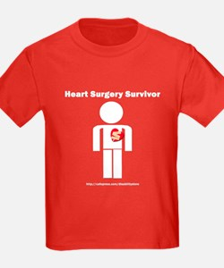 Heart Surgery Surviver T