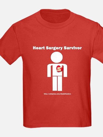 Heart Surgery Surviver T
