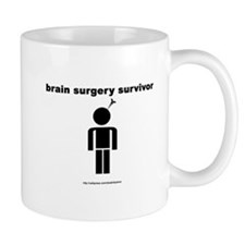 Brain Surgery Survivor Mug
