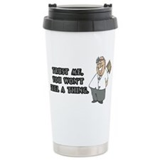 Cute Funny school nurse Travel Mug