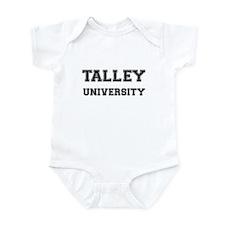 TALLEY UNIVERSITY Infant Bodysuit