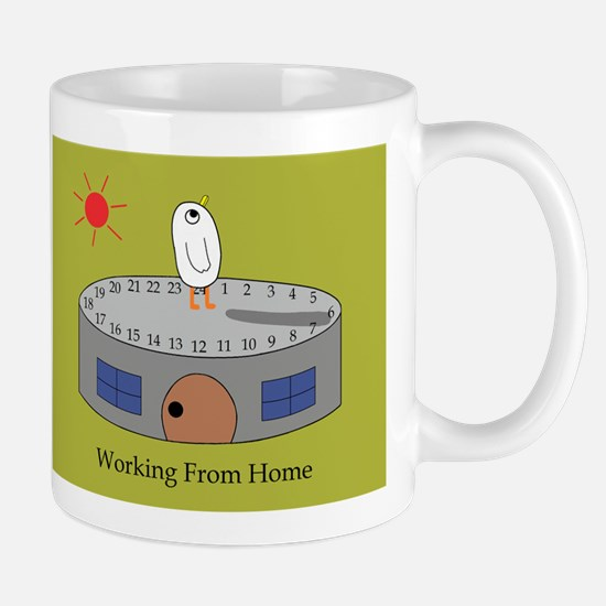 Working From Home Mugs