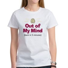 Out of My Mind - Tee