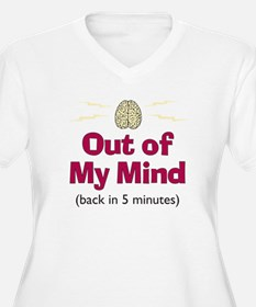 Out of My Mind - T-Shirt