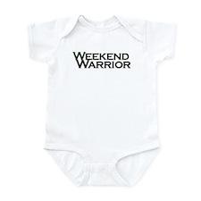 Weekend Warrior Infant Bodysuit