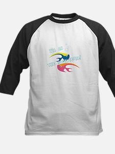 Swimteam Fish Baseball Jersey