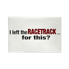 Racetrack Rectangle Magnet