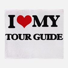 I love my Tour Guide Throw Blanket