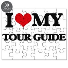 I love my Tour Guide Puzzle