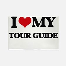 I love my Tour Guide Magnets