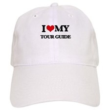 I love my Tour Guide Baseball Cap
