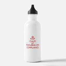 Compliance Water Bottle
