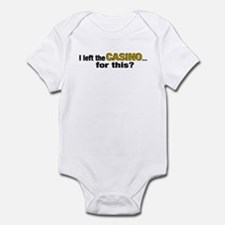 Casino Infant Bodysuit