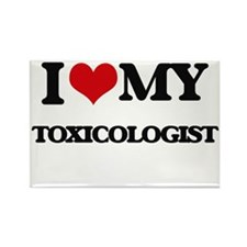 I love my Toxicologist Magnets