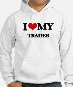 I love my Trader Hoodie