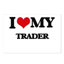 I love my Trader Postcards (Package of 8)