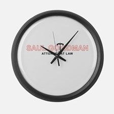 Saul Goodman Large Wall Clock