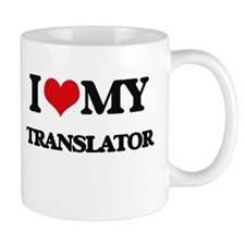 I love my Translator Mugs