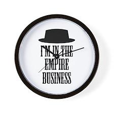 Heisenberg Business Wall Clock