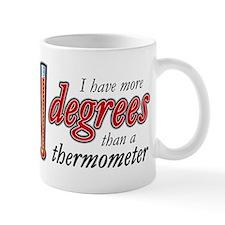 Degrees / Thermometer Mug