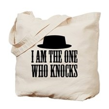 Heisenberg Knocks Tote Bag
