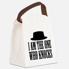 Heisenberg Knocks Canvas Lunch Bag