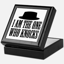 Heisenberg Knocks Keepsake Box