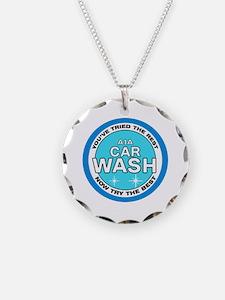 A1A Car Wash Necklace