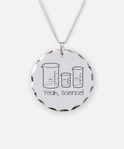 Yeah, Science! Necklace