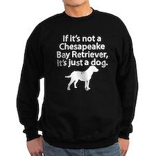 If Its Not A Chesapeake Bay Retriever Sweatshirt