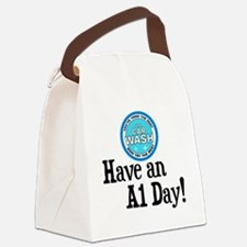 Have an A1 Day! Canvas Lunch Bag