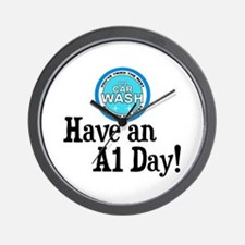 Have an A1 Day! Wall Clock