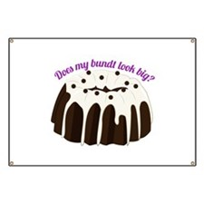 Bundt Look Big Banner