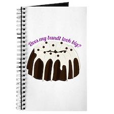 Bundt Look Big Journal
