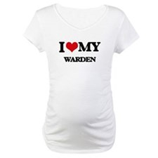 I love my Warden Shirt