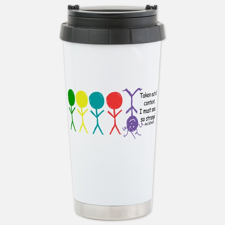 Cute Aspergers Travel Mug