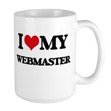 I love my Webmaster Mugs