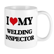 I love my Welding Inspector Mugs