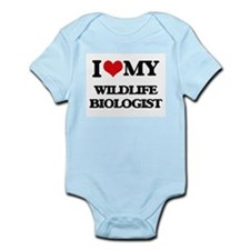 I love my Wildlife Biologist Body Suit