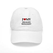 I love my Wildlife Biologist Baseball Cap